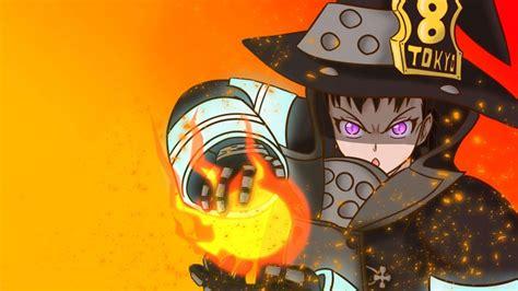 Fire Force Maki Oze Fire Uhd 4k Wallpaper Pixelz