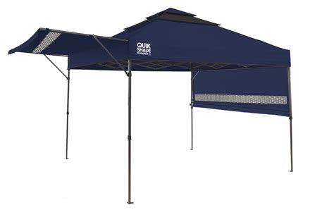 quik shade quik shade summit sx  instant canopy  adjustable dual  awnings blue