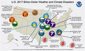 2018 Weather, Climate Disasters Already Costing Record Amounts