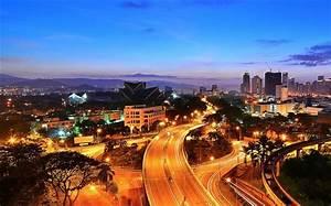 Kuala Lumpur Malaysia night