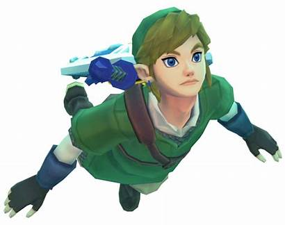 Zelda Link Skyward Sword Legend Concept Ss