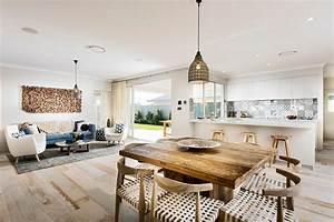 Design intérieur agréable et moderne pour cette jolie