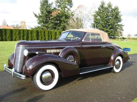 1938 Buick Century For Sale by 1937 Buick Century Convertible Coupe For Sale 1731426
