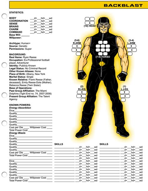 backblast character sheet by tensen01 on deviantart