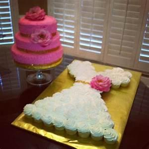 bridal shower desserts cakes pinterest With wedding shower desserts