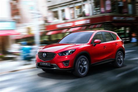 la mazda cx  evolue  devient  techno largus