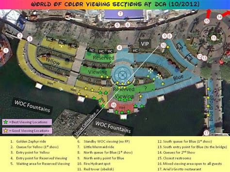 world of color fastpass world of color superthread the dis discussion forums