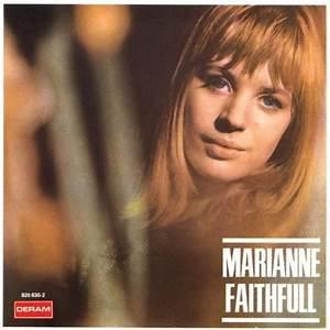 Marianne Faithfull - Marianne Faithfull - Reviews - Album ...