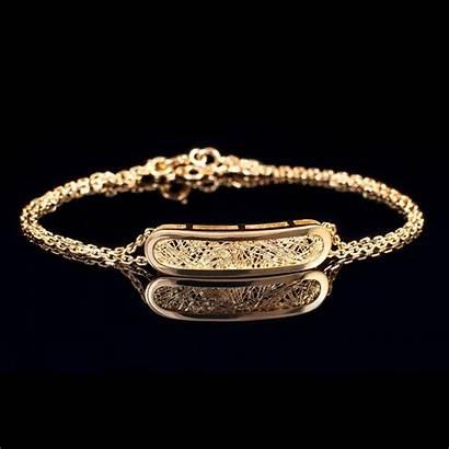 Bracelet Femme Soie Ovale Catalogue Joaillerie Dor