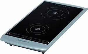 Plaque Induction 2 Feux Encastrable : plaque induction portable ~ Melissatoandfro.com Idées de Décoration