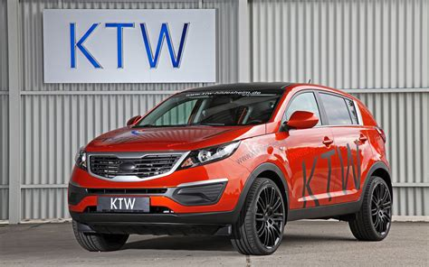 Kia Sportage 4k Wallpapers by 2013 Ktw Tuning Kia Sportage Wallpaper Hd Car Wallpapers