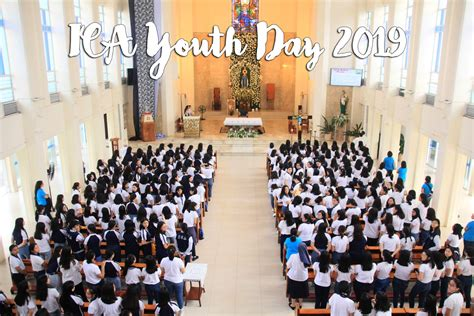 heyday  ica youth day immaculate conception academy