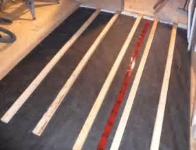 comment construire un sous plancher en bois sur dalle de b 233 ton dans notre maison