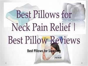 Best pillow for neck pain best pillows reviews authorstream for Best pillow for neck pain reviews
