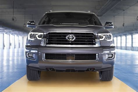 toyota sequoia preview nadaguides