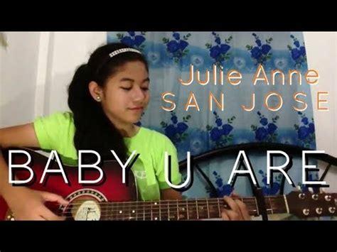 baby you are julie anne san jose ukulele chords elitevevo mp3 download