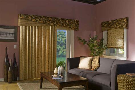 sliding glass door valance ideas how to choose valances for sliding glass doors