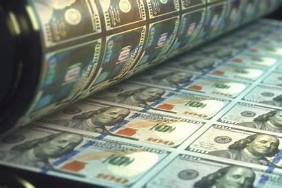 Money Currency Making Printing Enterprise Saving Iot