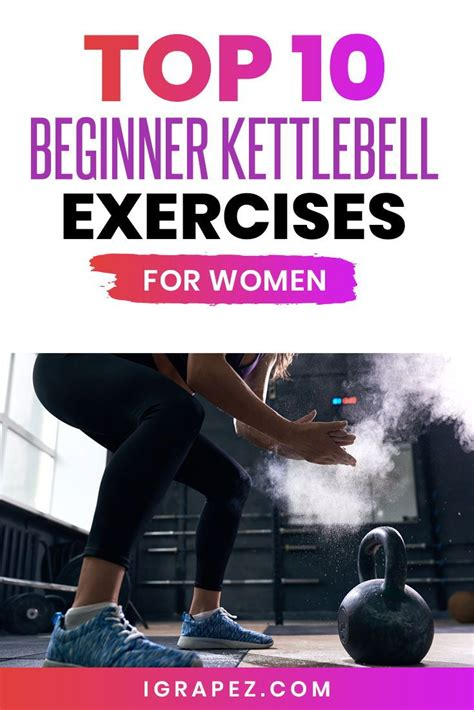 kettlebell beginner exercises workout weight