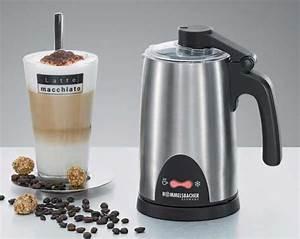 Kaffeeautomat Ohne Milchaufschäumer : technik zu hause rommelsbacher milchaufsch umer wei e ~ Michelbontemps.com Haus und Dekorationen
