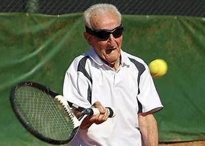 OAP, 95, is world's oldest ranked professional tennis ...