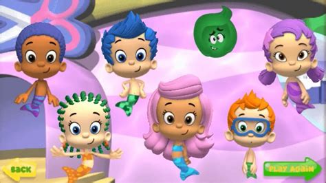 Bubble Guppies Games Good Hair Day To Play Gamesworld