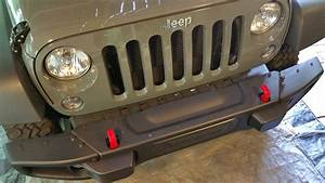 Jeep Valence : maximus 3 winch mount installation bumper removal ~ Gottalentnigeria.com Avis de Voitures