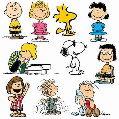 Peanuts Texture Gang Giving Archive Charlie Characters