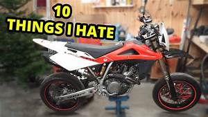 Husqvarna 510 Smr : 10 things i 39 hate 39 about my supermoto husqvarna smr 510 youtube ~ Maxctalentgroup.com Avis de Voitures