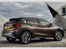 2016 Infiniti QX30 Priced at £29,490 in the United Kingdom