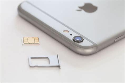 iphone 6 sim apple iphone 6s plus sim card management troubleshooting