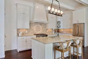 kitchen backsplash ideas with santa cecilia granite kitchen beige backsplash design ideas