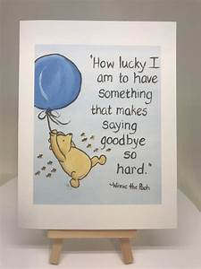 Classic Pooh ho... Classic Goodbye Quotes