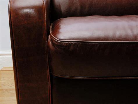ou acheter un canapé en cuir bien choisir canapé en cuir
