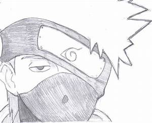 Kakashi Sketch by babybrowns on DeviantArt