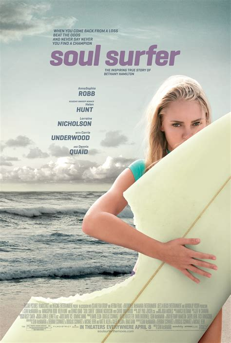 Soul Surfer Opens April 8 Enter To Win Passes To The St