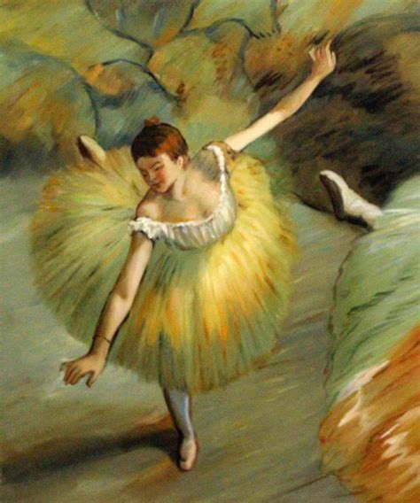 reproduction kitchen sinks degas dancer tilting traditional paintings by 1883