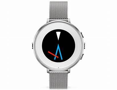 Smartwatch Pebble Ttmm Round Designboom Watchface Releases