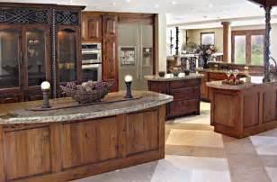 ideas for kitchen designs wood kitchen design ideas