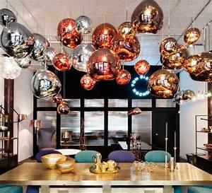 Tom Dixon Melt : pendant light melt copper h50cm 50cm tom dixon nedgis lighting ~ Watch28wear.com Haus und Dekorationen