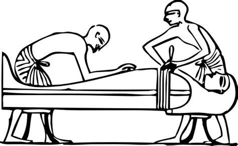 Ancient Egyptians Embalming Clip Art At Clker.com