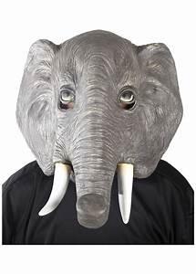 elephant mask masks