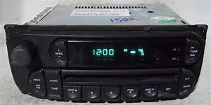 Dodge Dakota 2002 2003 2004 Factory Stereo Cd Player Radio