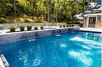 picture of a pool Inground Pool and Spa in Watchung by Pools by Design NJ