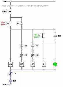 Push On Switch Wiring Diagram Contactor  Push  Free Engine