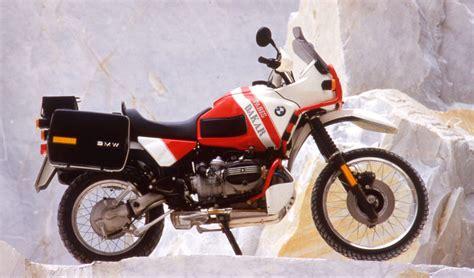 Bmw Gs Paris Dakar 1987
