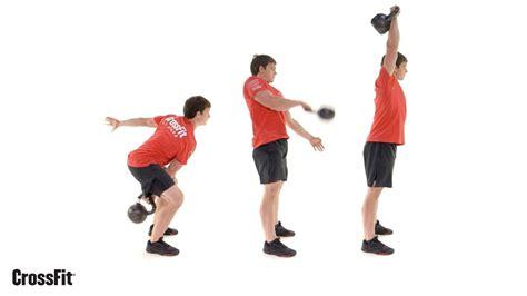snatch crossfit kettlebell kb wod kettlebells exercise swings right march hobart james caveman training skill