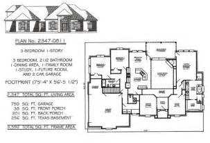 3 bedroom house plans one story 2201 2800 sq 3 bedroom house plans