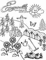 Corn Coloring Popcorn Stalk Stalks Field Farm Drawing Kernel Clipart Maze Sheet Template Az Getdrawings Printable Piece Sketch Popular Library sketch template