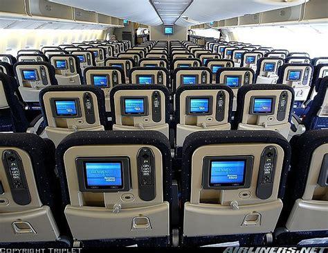siege avion air sièges dans un avion boeing 777 300 d 39 air en classe